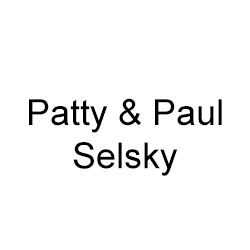 Patty and Paul Selsky
